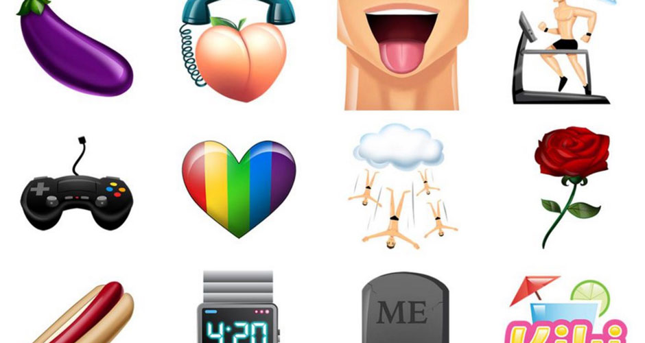 Every Sexting Emoji and Their Hidden Meaning