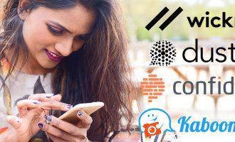 Best Apps For Safe Sexting